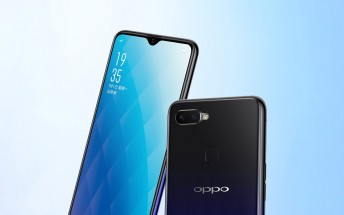 Oppo A7x quietly unveiled - an F9/F9 Pro version with bigger storage