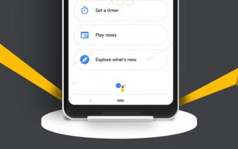 Render of Pixel 3's wireless charger leaks, will have a custom Smart Display function