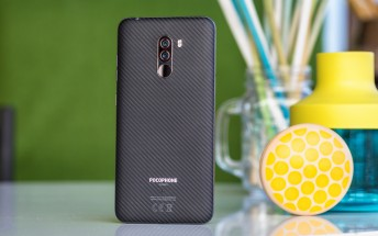 Pocophone F1 starts receiving closed Android Pie Beta