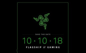 Razer Phone 2 to be unveiled on October 10