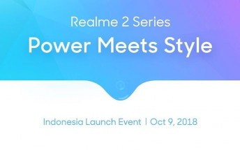 Realme 2 and 2 Pro coming to Indonesia