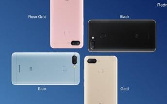 Xiaomi brings the Redmi 6, Redmi 6A and Redmi 6 Pro to India