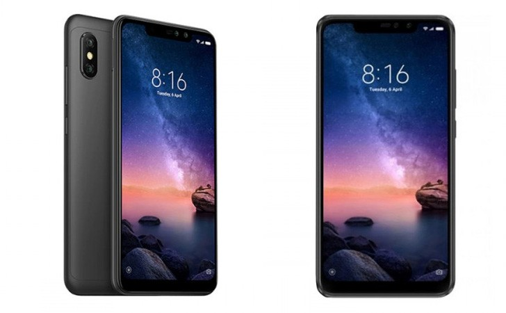 Xiaomi Redmi Note 6 Pro found in another store, the price feels a bit high