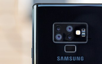 Samsung smartphone with four cameras coming this year