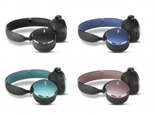 gsmarena 005 - AKG unveils a trio of Bluetooth headphones: N700NC, Y500 and Y100