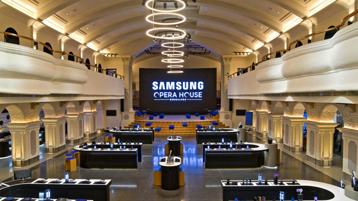Samsung Opens Its Biggest Mobile Experience Center Yet In