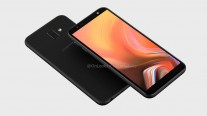 gsmarena 002 - A bunch of CAD-based renders of the Samsung Galaxy J6 Prime surface