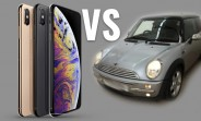 Sunday Debate: iPhone XS Max vs a used car