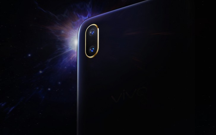 vivo V11 unveiled with in-display fingerprint scanner and