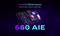 Promo slides of the vivo V9 Pro