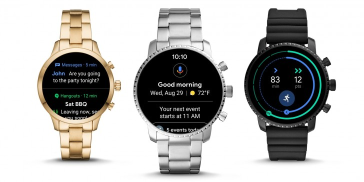 gsmarena 001 - The redesigned Wear OS 2.1 by Google is finally rolling out to smartwatches today