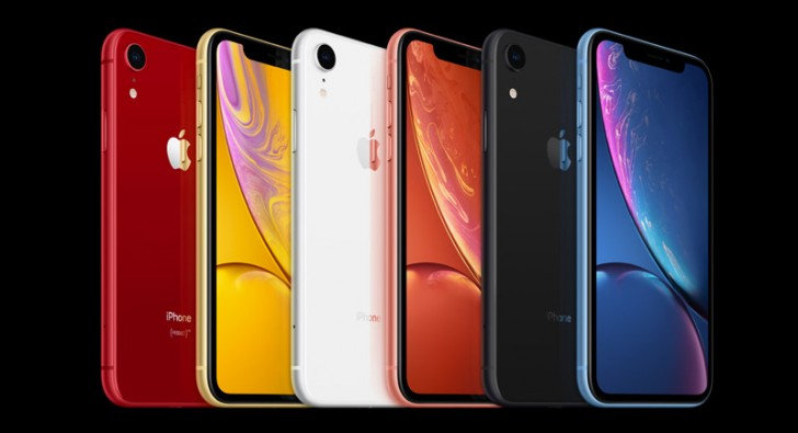 gsmarena 004 - Weekly poll: iPhone XS, XS Max and XR battle for your approval