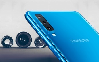 Weekly poll results: Galaxy A7 (2018) and its triple camera get the thumbs up