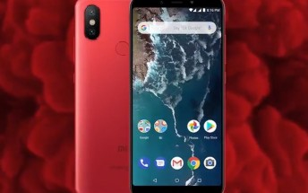 Xiaomi's Mi A2 Red Edition goes on sale tomorrow