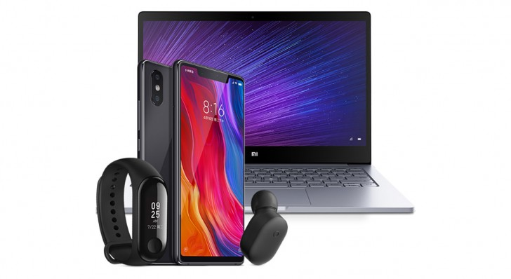 gsmarena 003 - Xiaomi puts up the XR, XS and XS Max for sale, and those aren't just phones