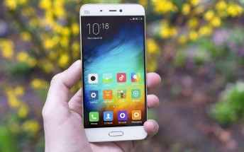 Xiaomi Mi 5 starts receiving MIUI 10 Global Stable