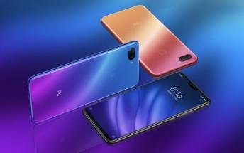 Xiaomi Mi 8 Lite hits the stores