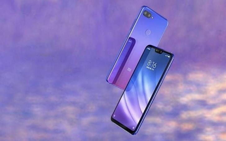 gsmarena 004 - Xiaomi Mi 8 Lite is now for sale