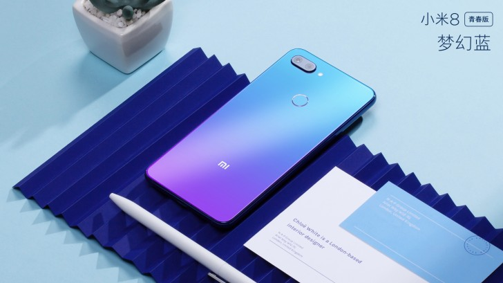 Xiaomi Mi 8 Screen Fingerprint Edition price, specifications, features, comparison