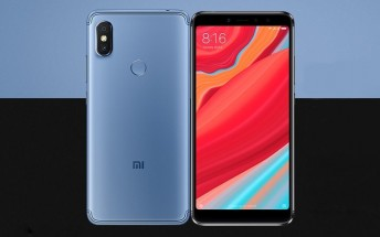 Xiaomi Redmi Y2 arrives in Blue and Black