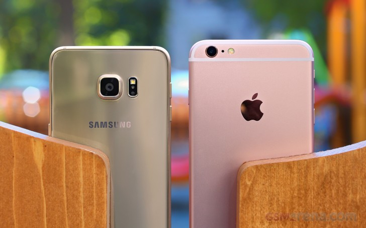 Apple and Samsung fined for 'deliberately slowing down old phones'