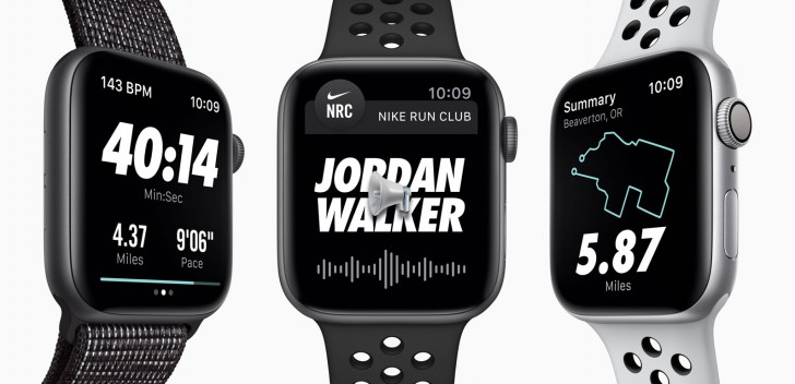 ramo de flores Trágico Iniciar sesión  Apple Watch Nike+ Series 4 is now in stores, but with limited quantities -  GSMArena.com news