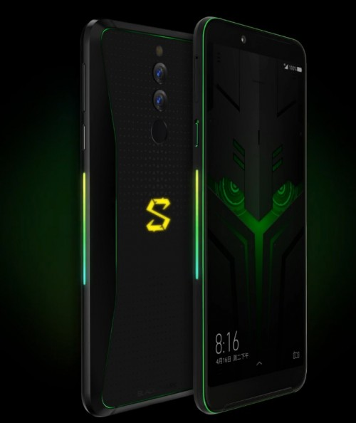 Xiaomi Black Shark Helo debuts with 10GB of RAM and AMOLED