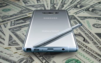 Deal: Samsung US will double the value of the phone you trade in for a Galaxy Note9