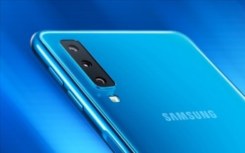 Samsung Galaxy S10's triple camera detailed: regular, ultra-wide and tele lenses