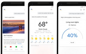 Google Assistant gets a new look on mobile, adds touch to the reply cards