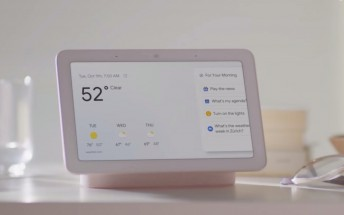 Google Home Hub smart display, Pixel Stand wireless charger, new Chromecast get official too