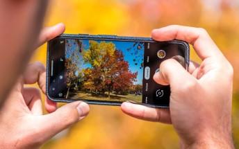 Google Pixel 2 gets updated camera UI