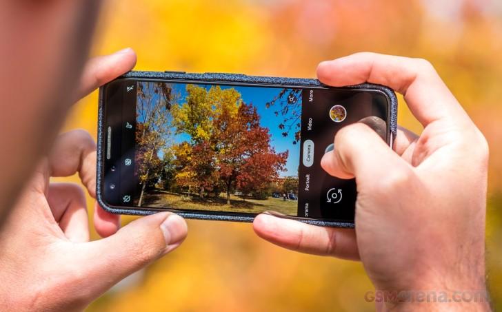 Google Pixel 2 gets updated camera UI - GSMArena com news