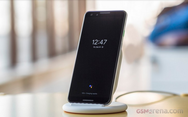 pixel 3 capped at 5w wireless charging on non google. Black Bedroom Furniture Sets. Home Design Ideas
