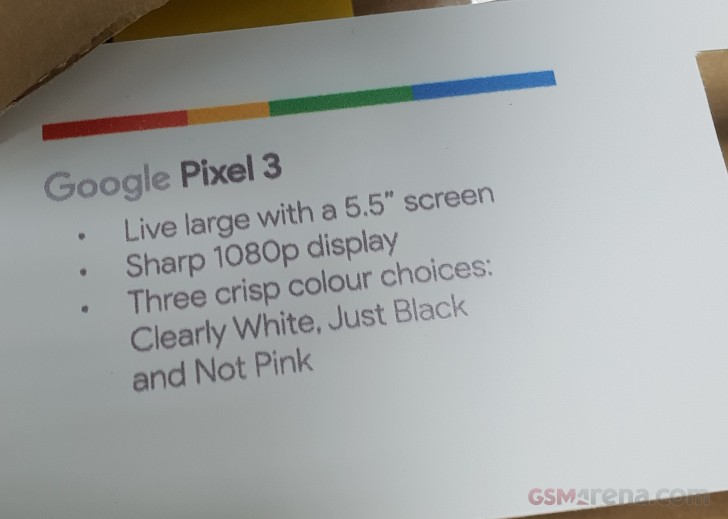 New Pixel phones are out today