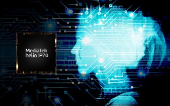MediaTek's Helio P70 coming soon with more advanced AI hardware, insiders claim