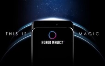 Honor Magic 2 appears on Geekbench two days ahead of official launch