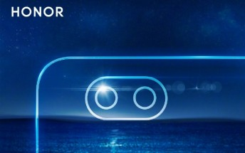 Honor to announce Waterplay 8 tablet on Oct 31