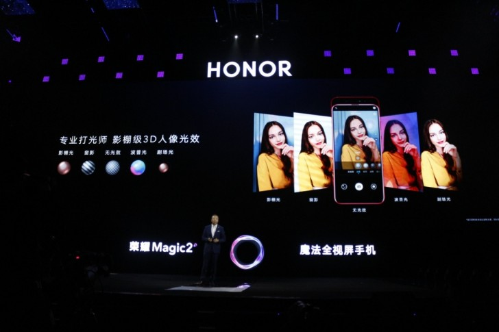 Honor Magic 2 visits TENAA, specs and pictures in tow