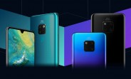 Huawei Mate 20 and Mate 20 Pro official