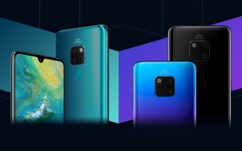 Huawei Mate 20 and Mate 20 Pro official: Leica triple camera, Kirin 980