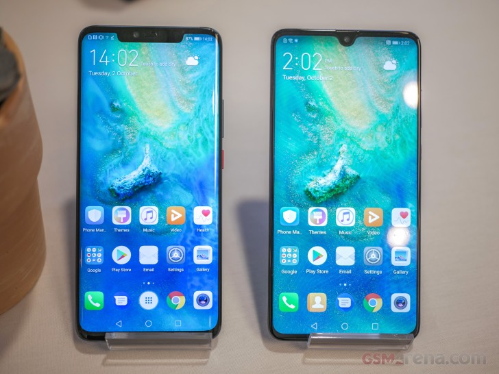 The hots and nots of the Huawei Mate 20 family - GSMArena com news