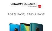 Huawei takes a clear shot at Apple and Samsung for slowing down their phones