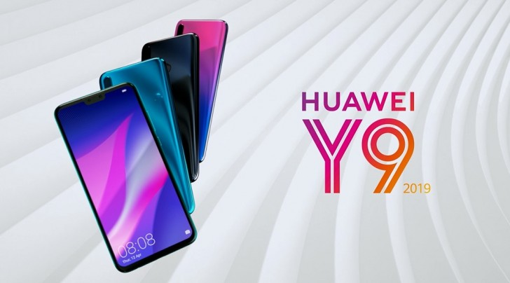 Huawei Y9 (2019) goes official with two cameras on each side
