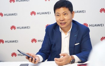 Interview: Huawei CEO, Richard Yu talks Mate 20, Nano Memory cards, and foldable 5G phones