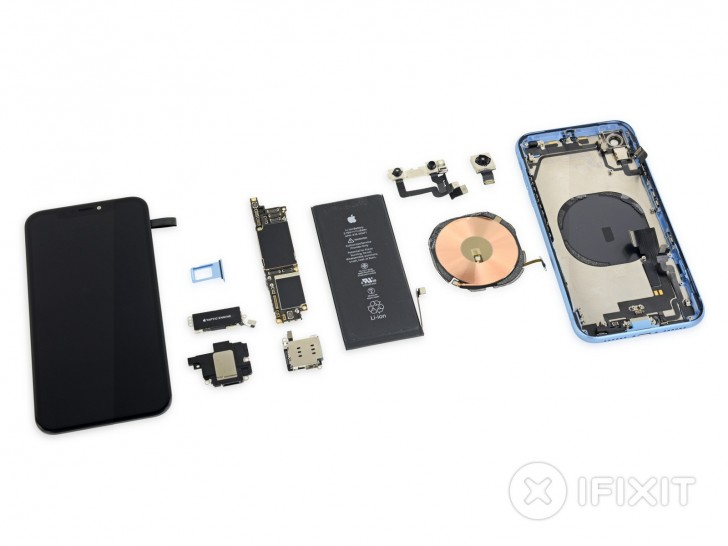 Iphone Xr Red Light Water Indicator: The IPhone XR Gets The IFixit Treatment