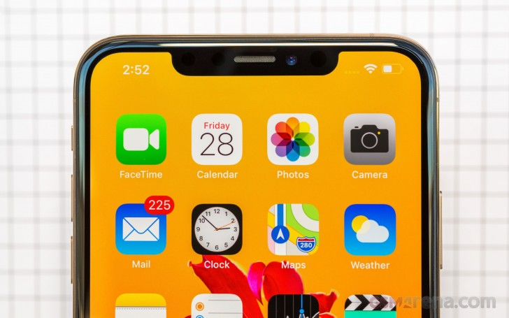 Apple to fix the front camera of the iPhone XS duo with iOS