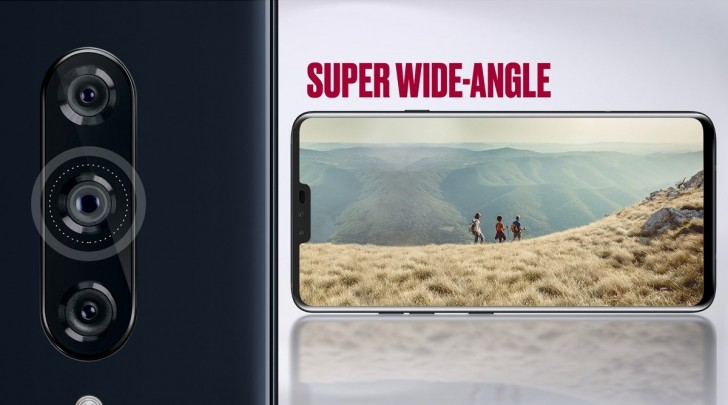 LG V40 ThinQ's five cameras detailed in leaked promo material