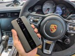The Mate 20 RS Porsche Design in black