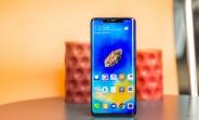 Mate 20 Pro breaks Huawei's pre-order record in Western Europe